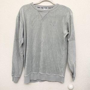 Victorias Secret PINK Grey Sweatshirt XS